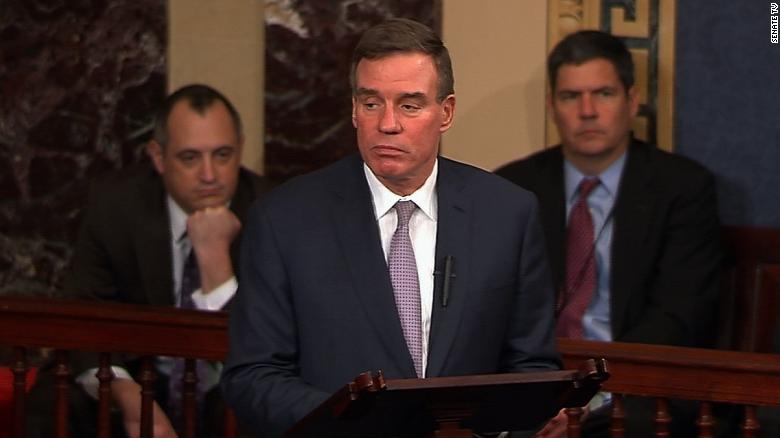 Warner warns of threats against Mueller