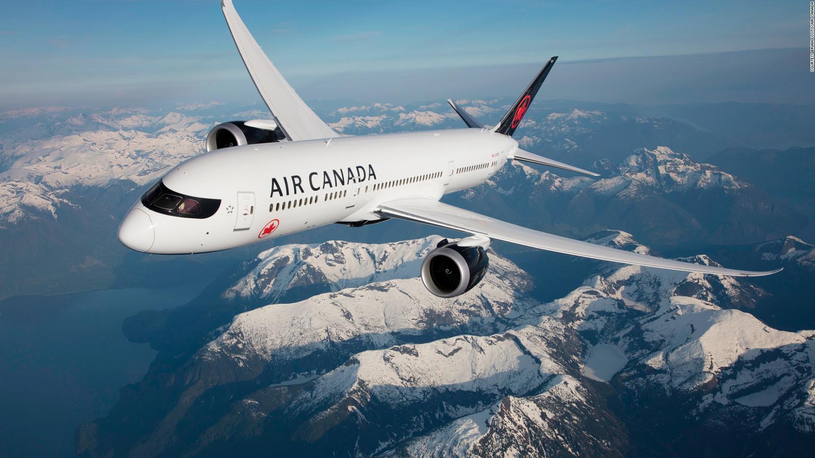 Inside Air Canadas Cloud Surfing Photo Shoot