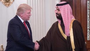 极权主义王子:特朗普在中东的可疑朋友