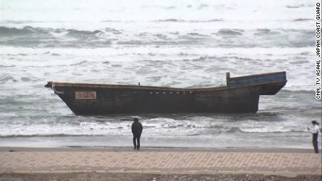 Ivan Watson investigates North Korean boats and corpses that keep washing up on Japanese shores