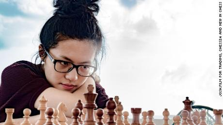 7111d9c2 Top female grandmaster takes on man's world of chess - CNN