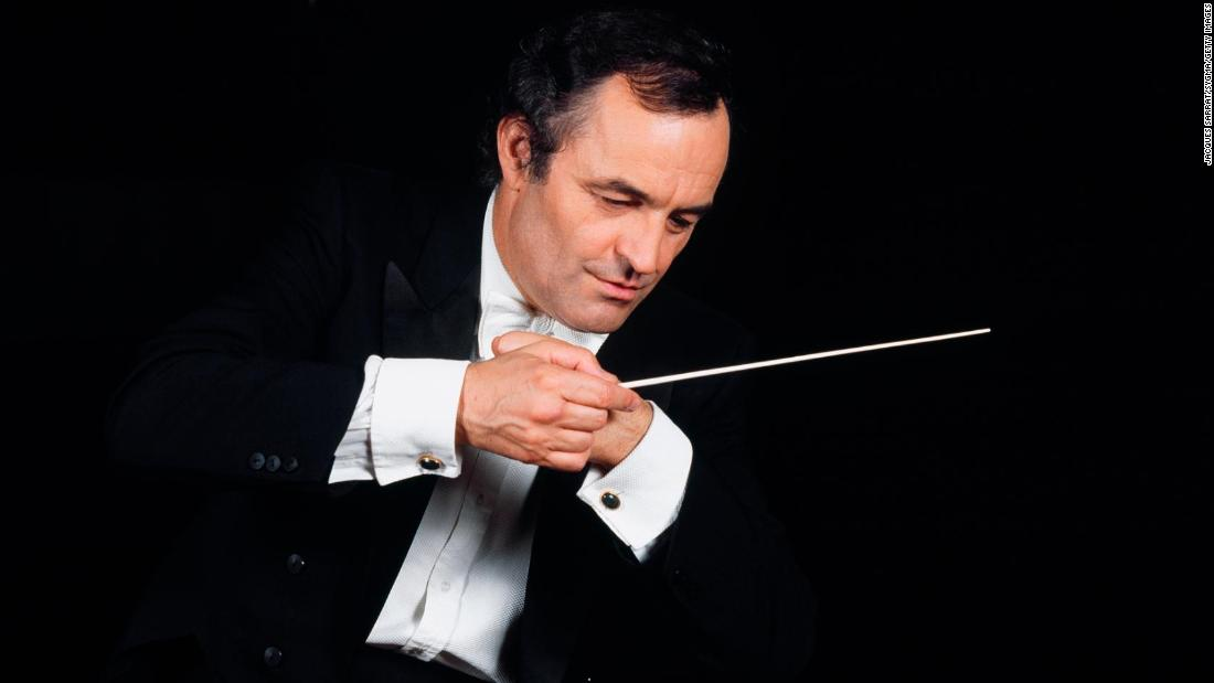 Charles Dutoit: Famed conductor accused of sexual misconduct - CNN