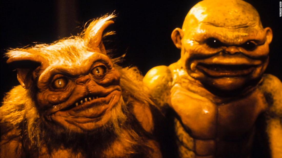 "<strong>""Ghoulies 3: Ghoulies Go to College""</strong>:  The demons are summoned to a college campus by a professor obsessed with the occult in this third film in the ""Ghoulies"" franchise. <strong>(Hulu) </strong>"