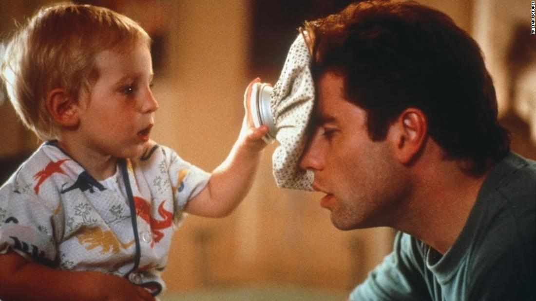 "<strong>""Look Who's Talking""</strong>: John Travolta  falls for a single mother and her young son in this 1989 comedy. <strong>(Hulu) </strong>"