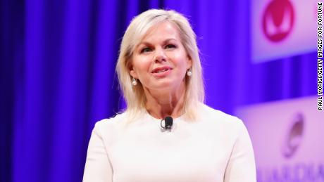 Gretchen Carlson, seen in this photo from October 11, 2017, became a target after she refused to attack another Miss America winner.