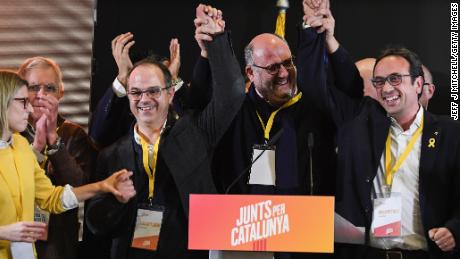 Spain's Rajoy rejects ex-Catalan leader's call to meet