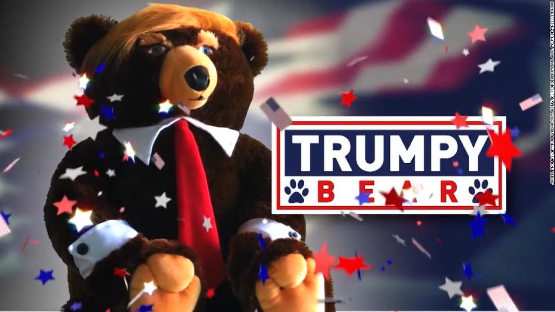 Turmp Build A Bear