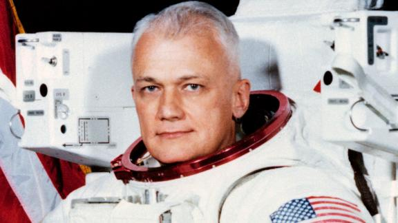 Former astronaut Bruce McCandless II, famously captured in a 1984 photo documenting the first untethered flight in space, died December 21, NASA said. He was 80.