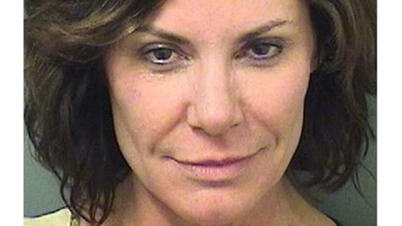 Palm Beach police released Luann de Lesseps