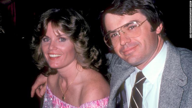 Robert Urich And Heather Menzies