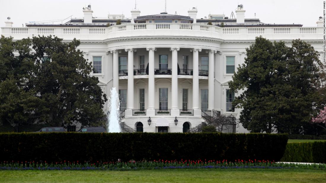 Exclusive Iconic White House Tree To Be Cut Down Cnnpolitics