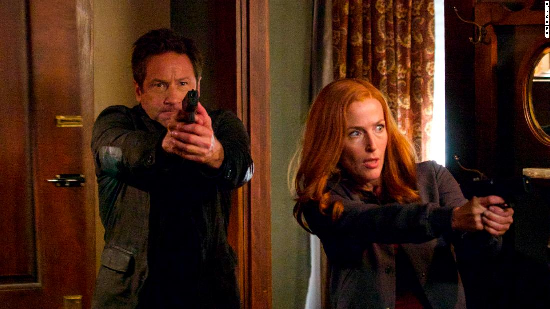 'The X-Files' finale marks likely end to long search for truth