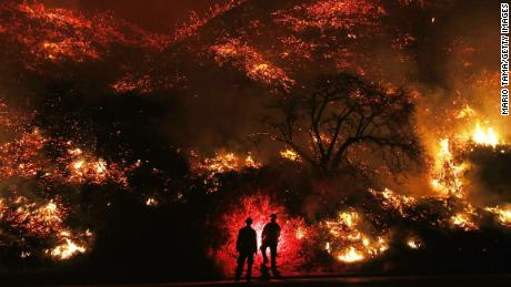 The California wildfires kept shattering records