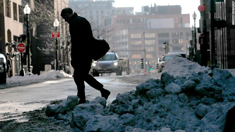 Frigid weather will usher in New Year
