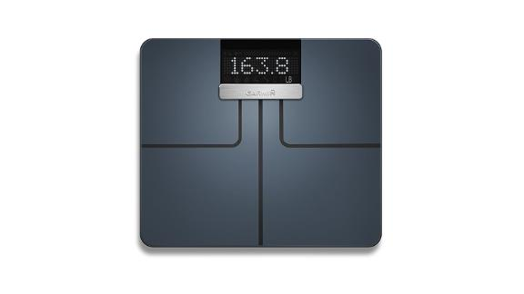 Garmin Index Smart Scale ($149.99; garmin.com)
