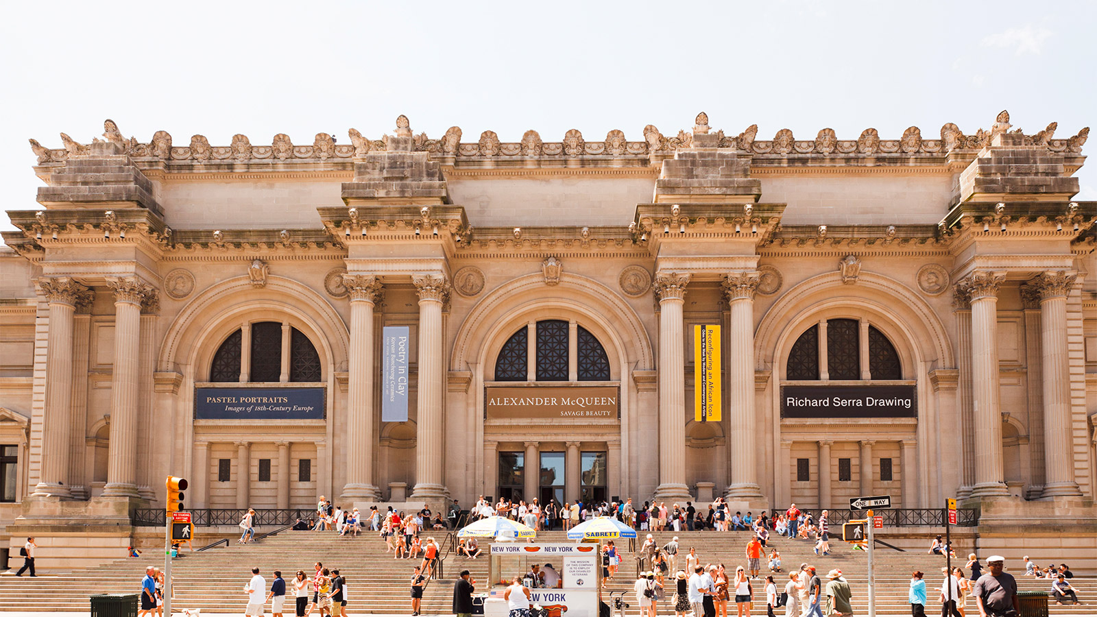 a personal recount on the visit to the metropolitan museum in new york city Home » personal finance » reading list and this special visit is everything she imagined and more she chooses the metropolitan museum of art in new york city.
