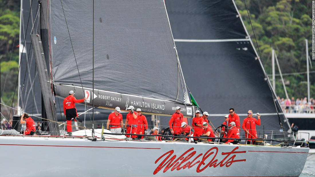 Wild Oats XI was stripped of victory in the Sydney to Hobart race, after a protest from rival LDV Comanche.