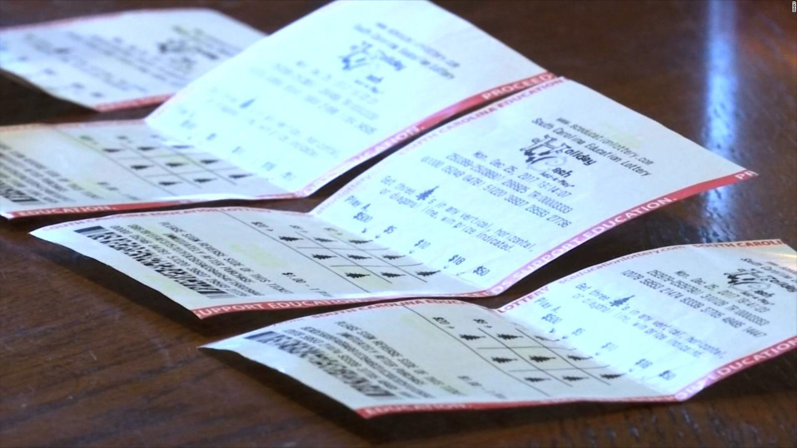 Glitch generates false lottery winners