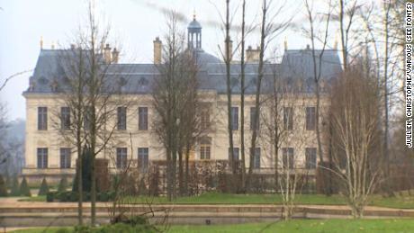 Ghost House For A Prince, This Miniature Versailles May Have Cost Mohammed  Ben Salmaneu0027s Shell