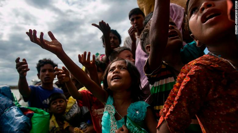 Rohingya face appalling conditions in Rakhine State