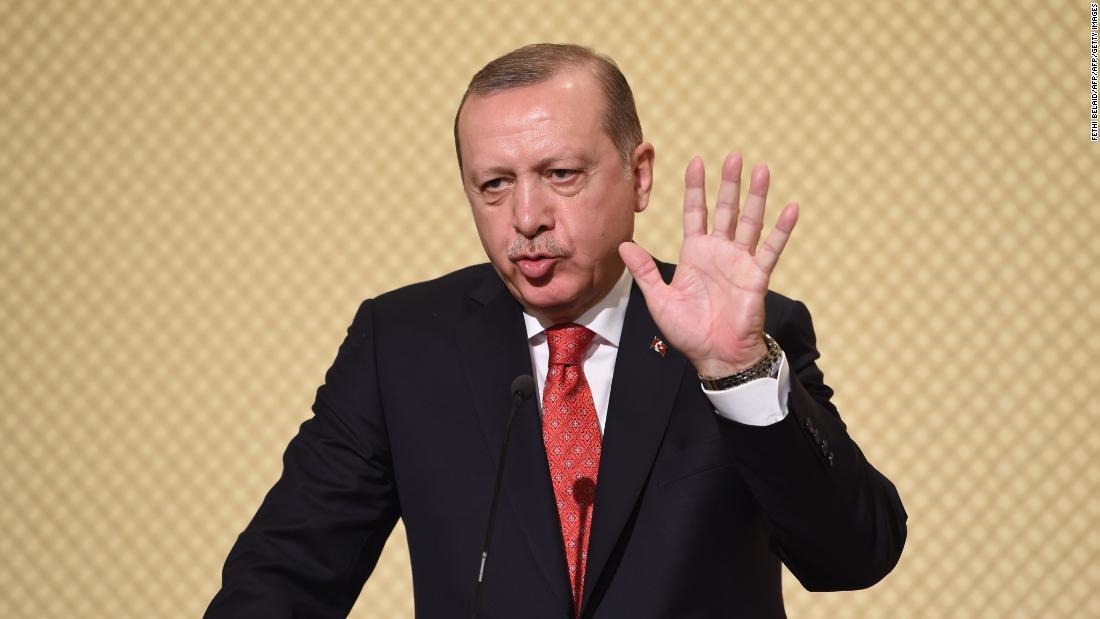 Turkey's Erdogan announces snap election