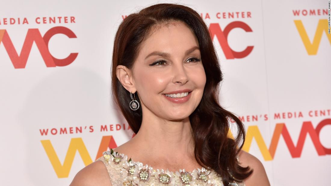 Don't forget to wish Ashley Judd a happy one when she turns 50 on April 19.