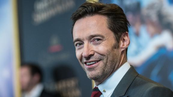 """Hugh Jackman may not only be """"The Greatest Showman,"""" he also enters the club of quinquagenarians on October 12."""