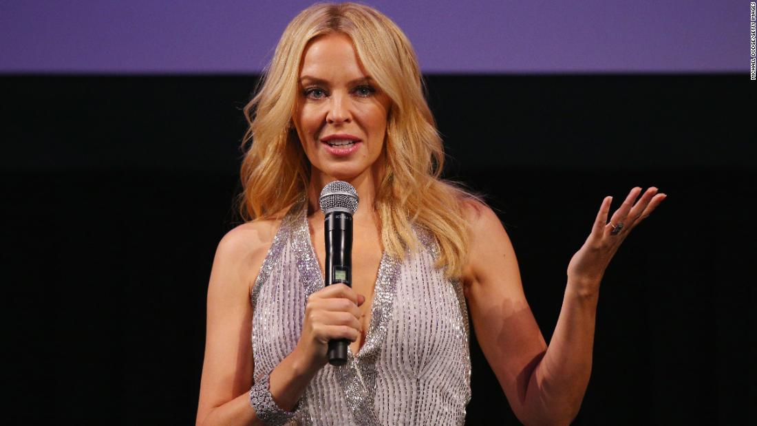 We can't get you out of our heads on May 28, Kylie Minogue. That's the day the singer turns 50.