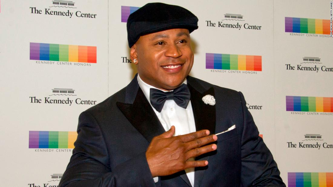 Mama said to wish rapper and actor LL Cool J a happy 50th birthday on January 14.