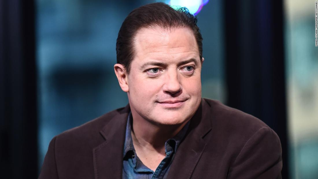"It's a birthday wrap on December 3 for 'The Mummy"" star Brendan Fraser."