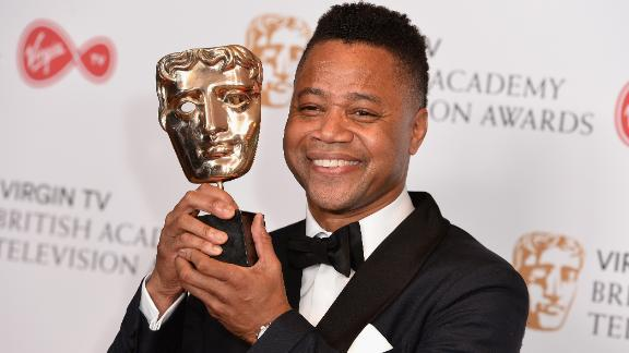 """Show him the birthday money! """"Jerry Maguire"""" star Cuba Gooding Jr. turned 50 on January 2."""