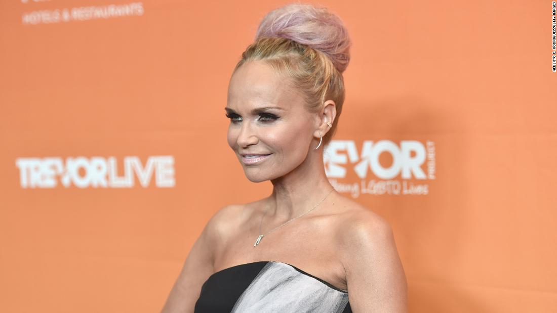 "Here's hoping Kristin Chenoweth has a ""Wicked"" 50th on July 24."