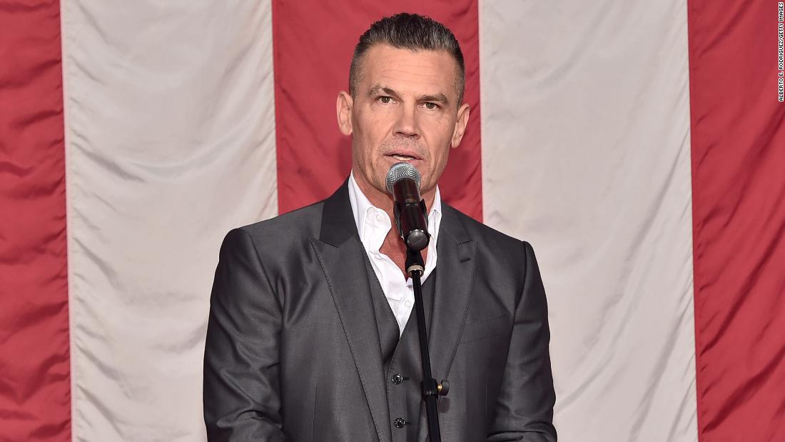 Actor Josh Brolin also enjoys his special day on February 12.