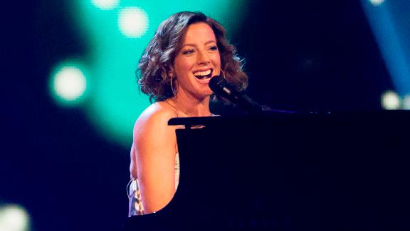 We did remember you on January 28, Sarah McLachlan. That