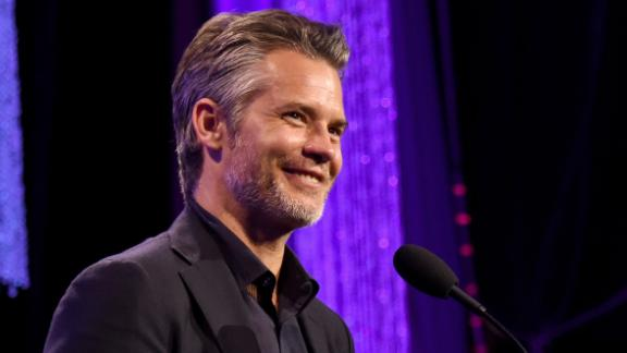Actor Timothy Olyphant left his forties on May 20.