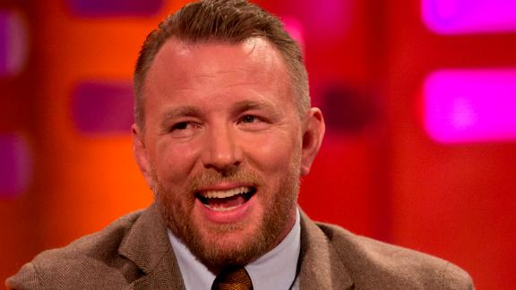 Director Guy Ritchie had his day on September 10.