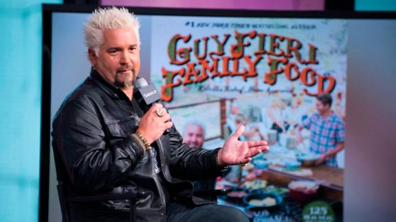 Foodie Guy Fieri surely had something cooked up for his 50th on January 22.