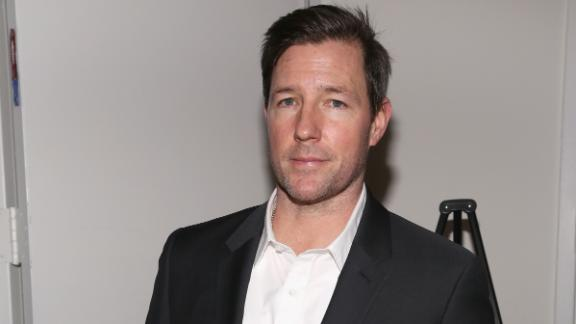 Actor Ed Burns welcomed his milestone on January 29.