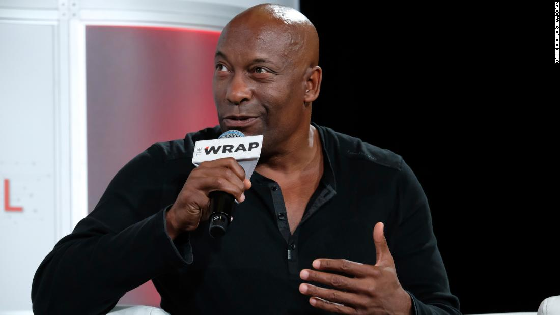 John Singleton, 'Boyz n the Hood' director and writer, hospitalized after stroke