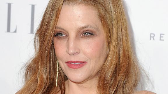 Singer Lisa Marie Presley also rung in her 50th on February 1.