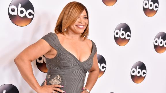 "Damn Gina! ""Martin"" star Tisha Campbell-Martin is 50 on October 13."