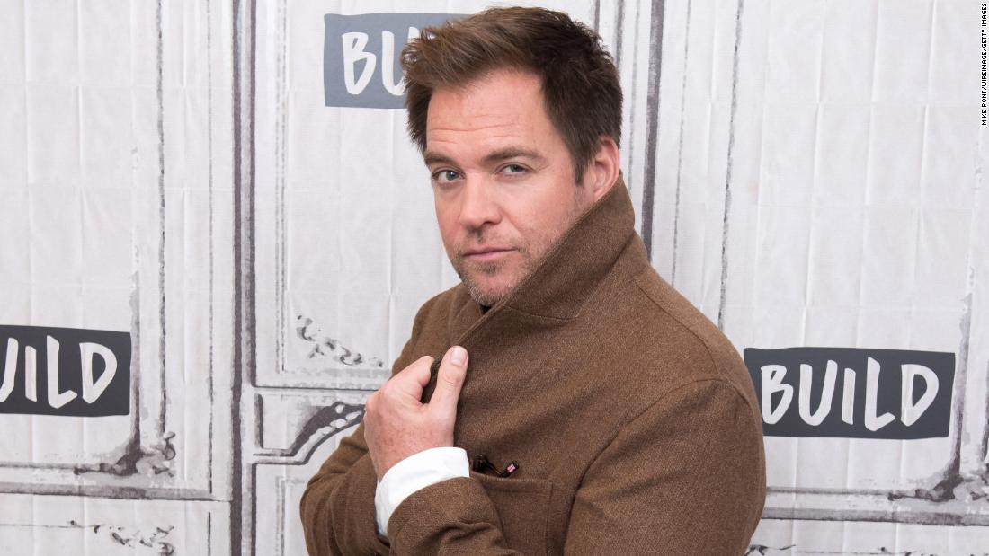 """NCIS"" star Michael Weatherly is 50 on July 8."