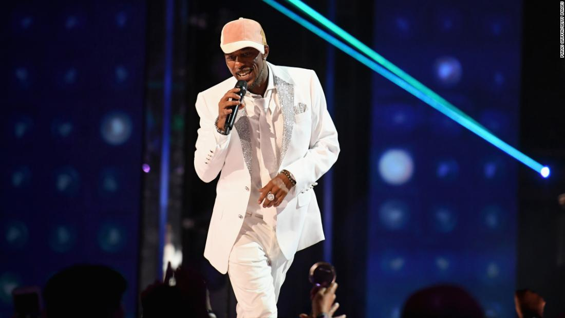 Singer Ralph Tresvant of New Edition gets his big day on May 16.
