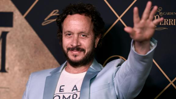 Funnyman Pauly Shore embraced his milestone on February 1.