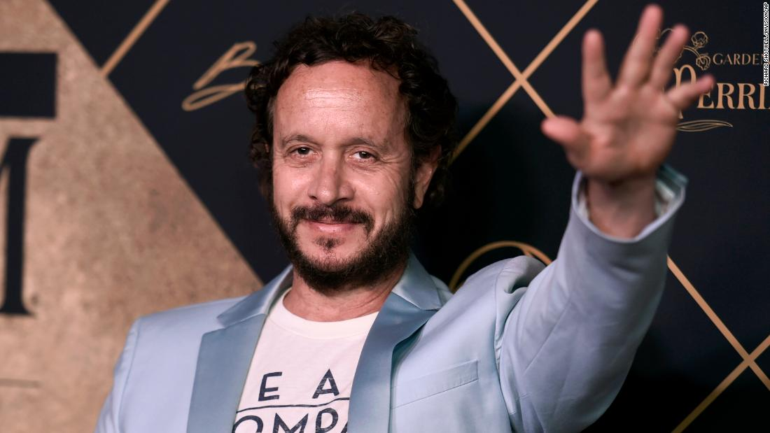Funnyman Pauly Shore can embrace his milestone on February 1.