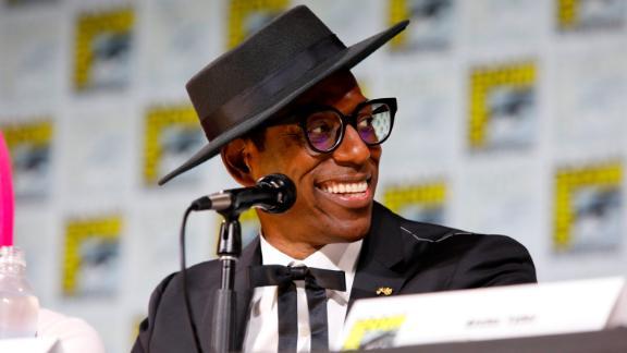 Actor Orlando Jones celebrated his milestone birthday on April 10.