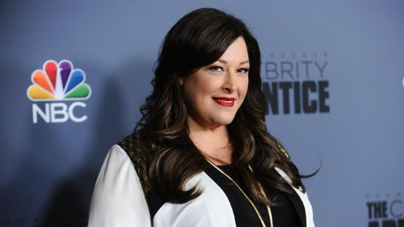 Singer Carnie Wilson joined fellow Wilson Phillips member Chynna Phillips in the 50 club on April 29.