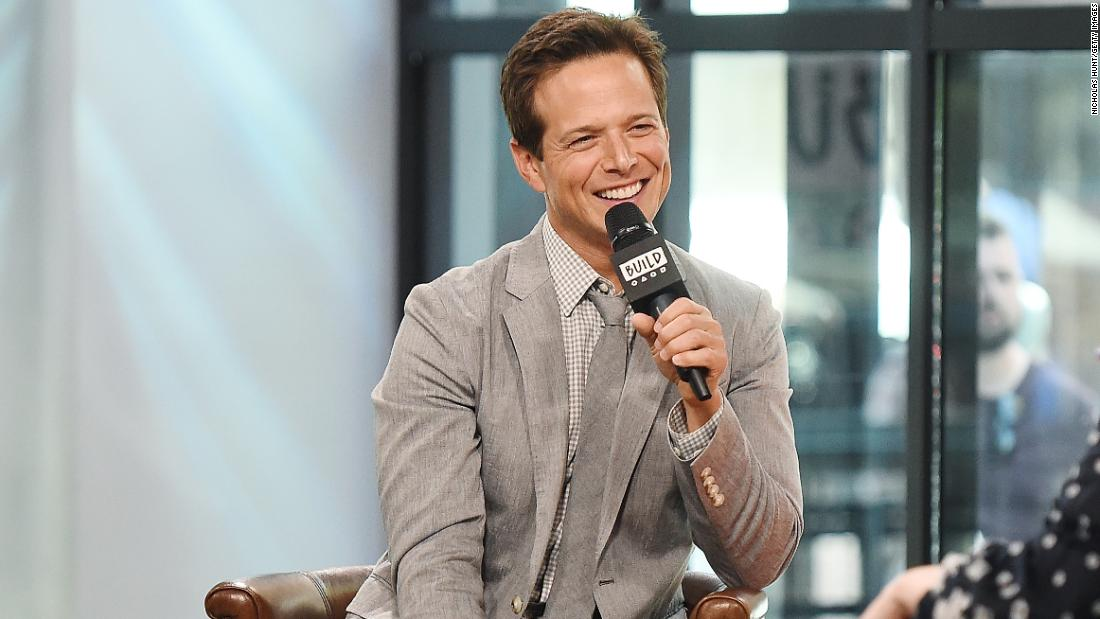 "It's a ""Party of Five"" plus a zero for actor Scott Wolf on June 4."