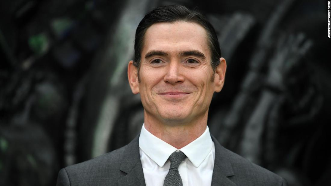 July 8 is also the day actor Billy Crudup celebrates his milestone.