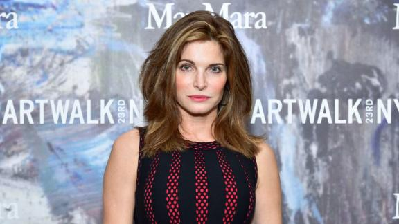 Model Stephanie Seymour celebrated her 50th on July 23.